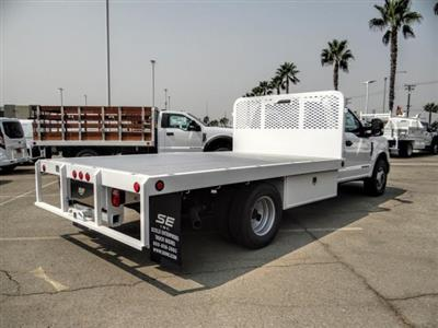 2020 Ford F-350 Regular Cab DRW 4x2, Scelzi WFB Flatbed #FL3589 - photo 5