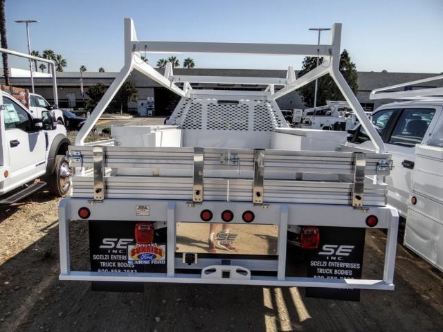 2020 Ford F-450 Regular Cab DRW 4x2, Scelzi CTFB Contractor Body #FL3643 - photo 3
