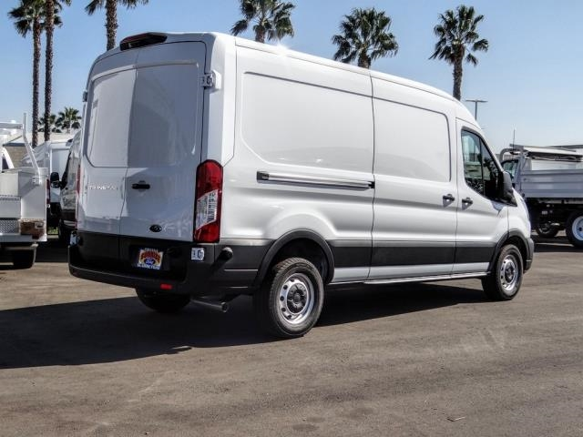 2020 Ford Transit 250 Med Roof 4x2, Empty Cargo Van #FL3646 - photo 6