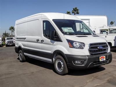 2020 Ford Transit 250 Med Roof 4x2, Empty Cargo Van #FL3646 - photo 9