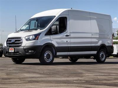 2020 Ford Transit 250 Med Roof 4x2, Empty Cargo Van #FL3646 - photo 1