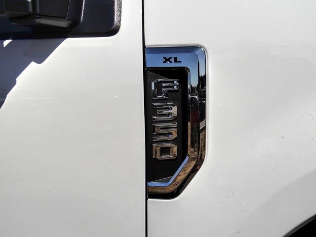 2020 Ford F-350 Crew Cab DRW 4x2, Scelzi WFB Stake Bed #FL3661 - photo 6