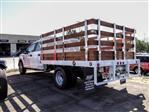 2020 Ford F-350 Crew Cab DRW 4x2, Scelzi WFB Stake Bed #FL3661 - photo 2