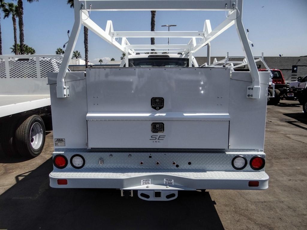 2020 Ford F-350 Crew Cab 4x2, Scelzi Signature Service Body #FL3675 - photo 3