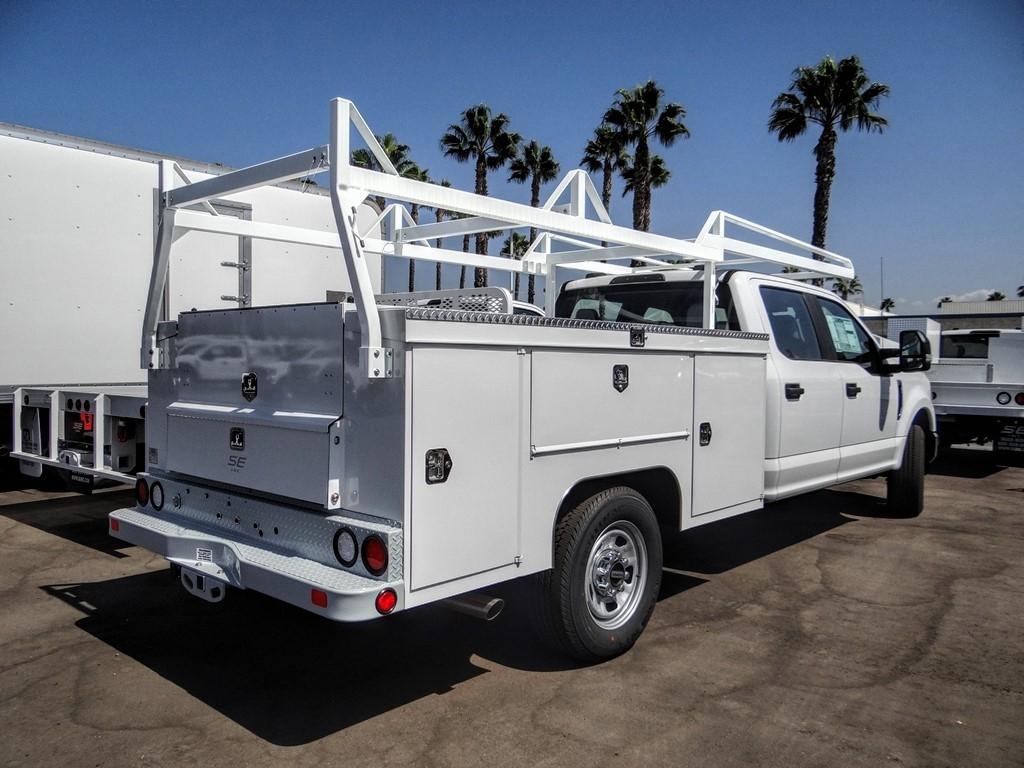 2020 Ford F-350 Crew Cab 4x2, Scelzi Signature Service Body #FL3675 - photo 4