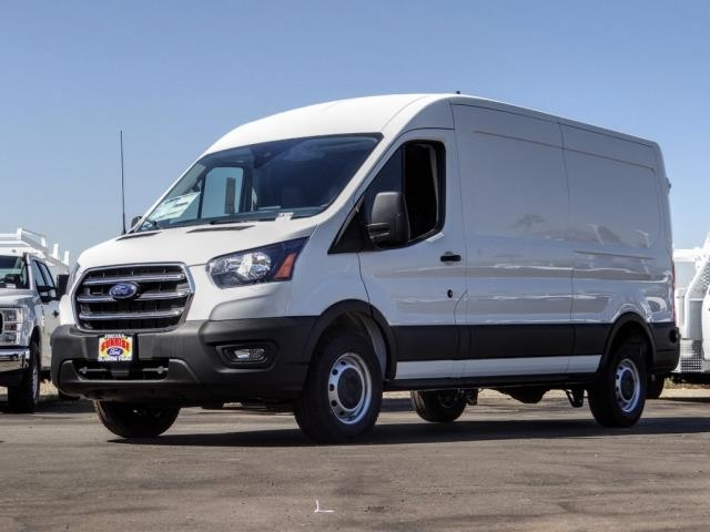 2020 Ford Transit 250 Med Roof RWD, Empty Cargo Van #FL3682 - photo 1