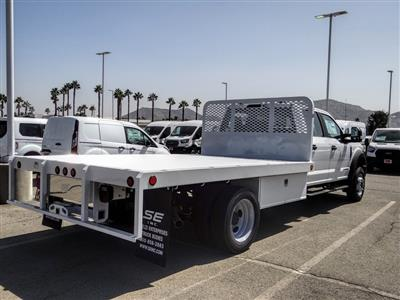 2020 Ford F-550 Crew Cab DRW 4x2, Scelzi WFB Flatbed #FL3700 - photo 5