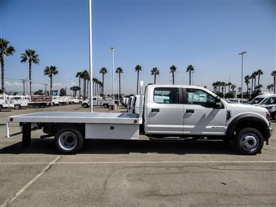 2020 Ford F-550 Crew Cab DRW 4x2, Scelzi WFB Flatbed #FL3700 - photo 6