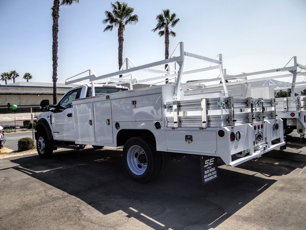 2020 Ford F-550 Regular Cab DRW 4x2, Scelzi Combo Body #FL3701 - photo 1