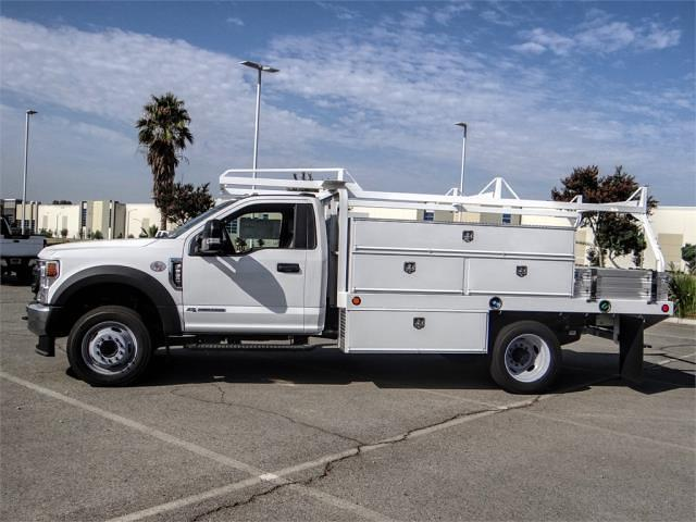 2020 F-550 Regular Cab DRW 4x2,  Scelzi SFB Contractor Body #FL3701 - photo 3