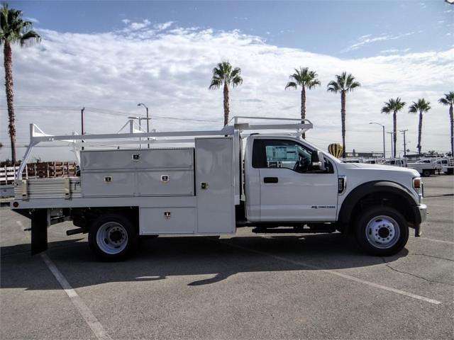 2020 F-550 Regular Cab DRW 4x2,  Scelzi SFB Contractor Body #FL3701 - photo 5