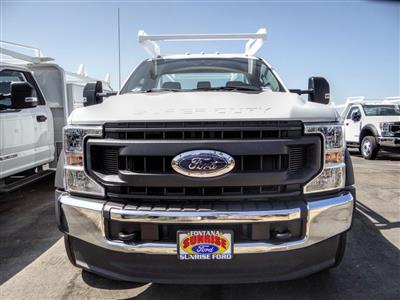 2020 Ford F-550 Regular Cab DRW 4x2, Scelzi SEC Combo Body #FL3701 - photo 9