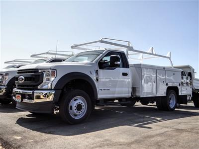 2020 Ford F-550 Regular Cab DRW 4x2, Scelzi SEC Combo Body #FL3701 - photo 1