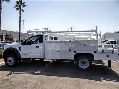 2020 Ford F-550 Regular Cab DRW 4x2, Scelzi SEC Combo Body #FL3701 - photo 3