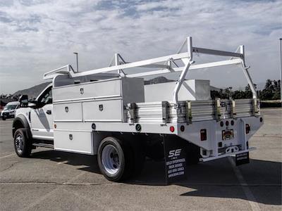 2020 F-550 Regular Cab DRW 4x2,  Scelzi SFB Contractor Body #FL3701 - photo 2