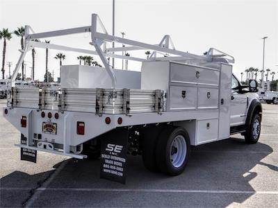 2020 F-550 Regular Cab DRW 4x2,  Scelzi SFB Contractor Body #FL3701 - photo 4