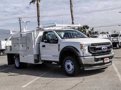 2020 F-550 Regular Cab DRW 4x2,  Scelzi SFB Contractor Body #FL3701 - photo 6