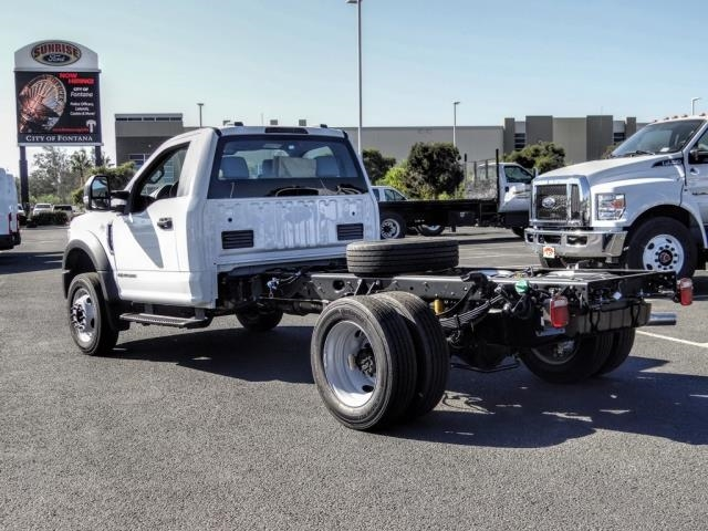 2020 Ford F-450 Regular Cab DRW 4x2, Cab Chassis #FL3784 - photo 1