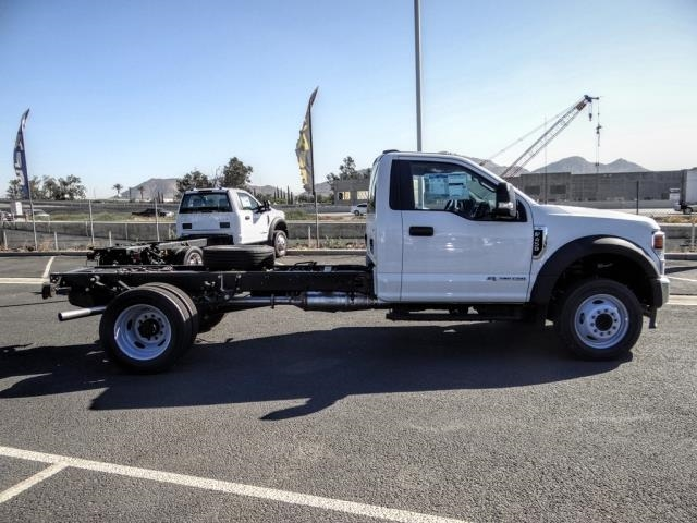 2020 Ford F-450 Regular Cab DRW 4x2, Cab Chassis #FL3784 - photo 6