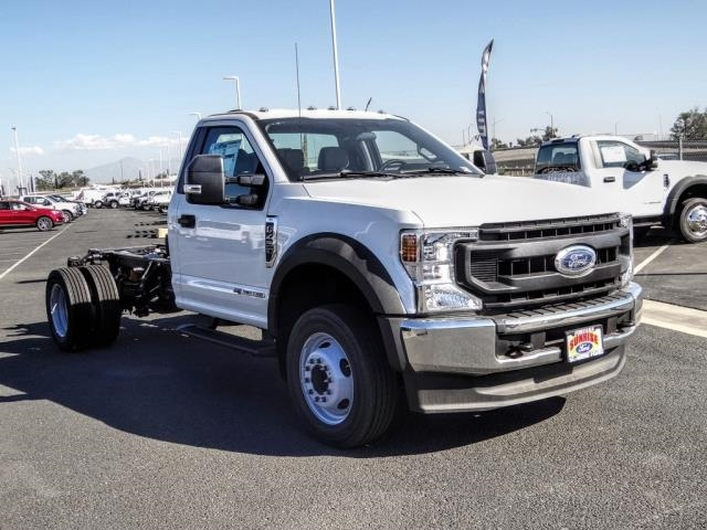 2020 Ford F-450 Regular Cab DRW 4x2, Cab Chassis #FL3784 - photo 7