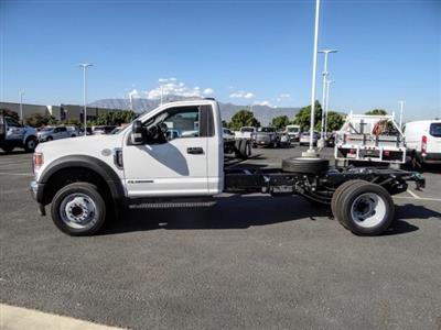 2020 Ford F-450 Regular Cab DRW 4x2, Cab Chassis #FL3784 - photo 3