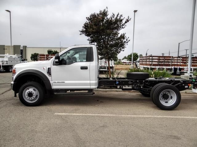 2020 Ford F-450 Regular Cab DRW 4x2, Cab Chassis #FL3785 - photo 3