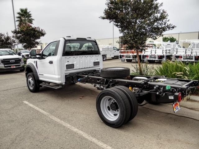 2020 Ford F-450 Regular Cab DRW 4x2, Cab Chassis #FL3785 - photo 1