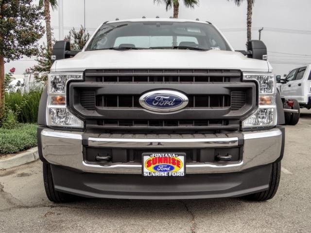 2020 Ford F-450 Regular Cab DRW 4x2, Cab Chassis #FL3785 - photo 8
