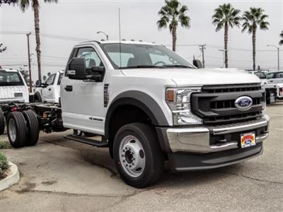 2020 Ford F-450 Regular Cab DRW 4x2, Cab Chassis #FL3785 - photo 7
