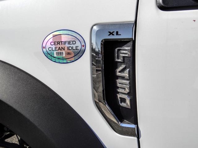 2020 Ford F-450 Regular Cab DRW 4x2, Cab Chassis #FL3786 - photo 9
