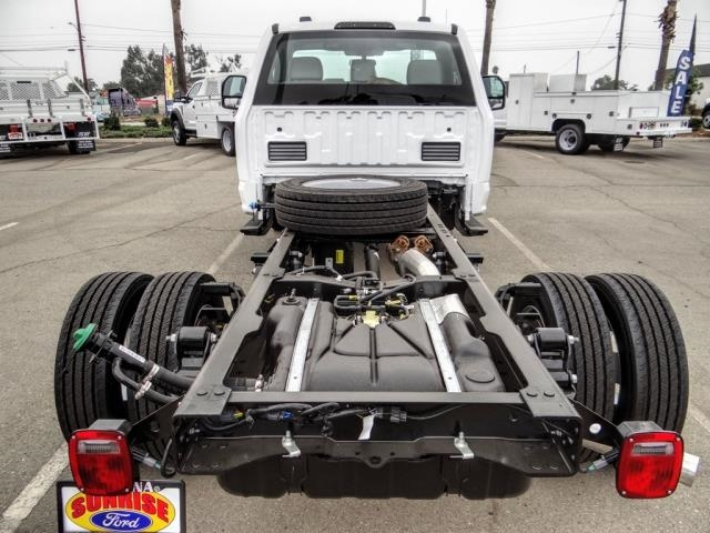 2020 Ford F-450 Regular Cab DRW 4x2, Cab Chassis #FL3787 - photo 6