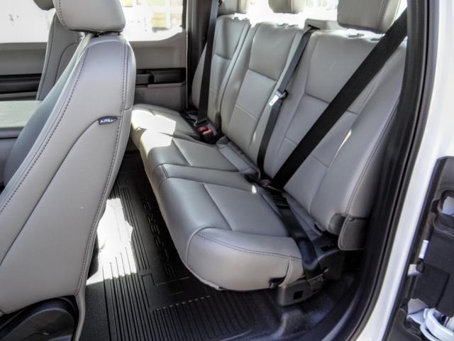 2020 Ford F-550 Super Cab DRW 4x2, Scelzi Signature Service Body #FL3790 - photo 12
