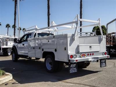 2020 Ford F-550 Super Cab DRW 4x2, Scelzi Signature Service Body #FL3790 - photo 2