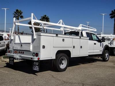 2020 Ford F-550 Super Cab DRW 4x2, Scelzi Signature Service Body #FL3790 - photo 6
