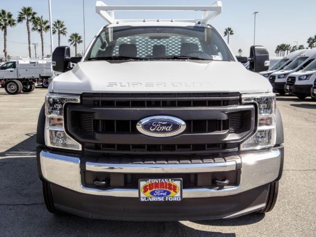 2020 Ford F-450 Regular Cab DRW 4x2, Scelzi CTFB Contractor Body #FL3803 - photo 9
