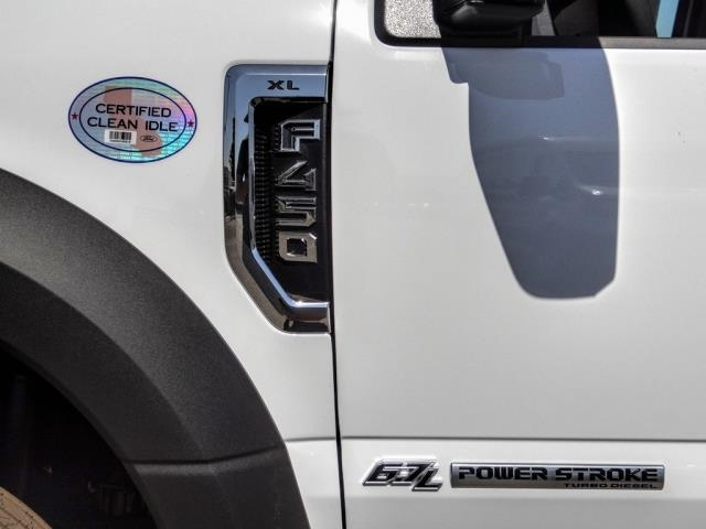2020 Ford F-450 Regular Cab DRW 4x2, Scelzi CTFB Contractor Body #FL3803 - photo 10