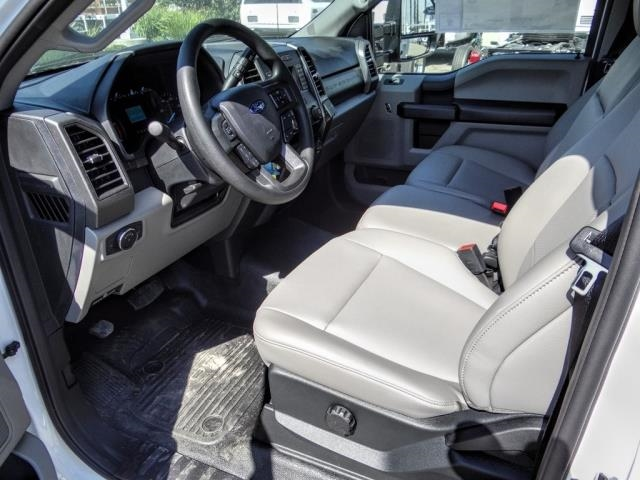 2020 Ford F-450 Regular Cab DRW 4x2, Scelzi CTFB Contractor Body #FL3803 - photo 11