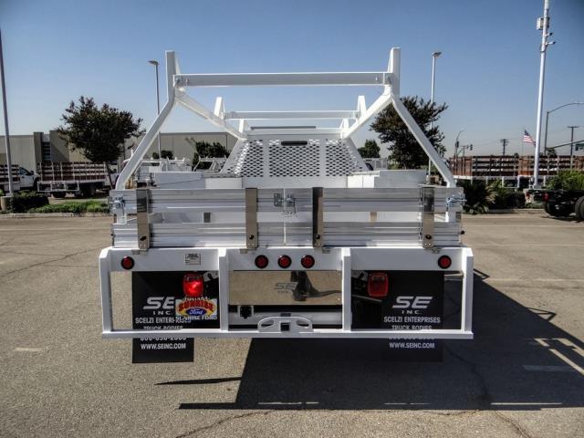 2020 Ford F-450 Regular Cab DRW 4x2, Scelzi CTFB Contractor Body #FL3803 - photo 4