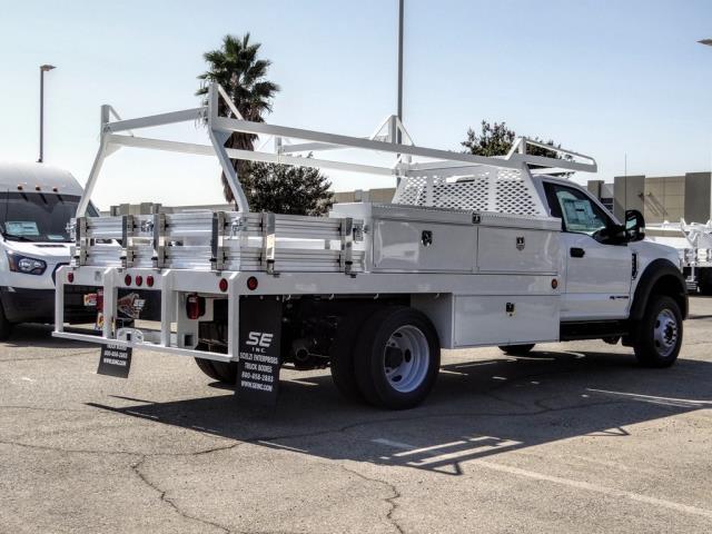 2020 Ford F-450 Regular Cab DRW 4x2, Scelzi CTFB Contractor Body #FL3803 - photo 5