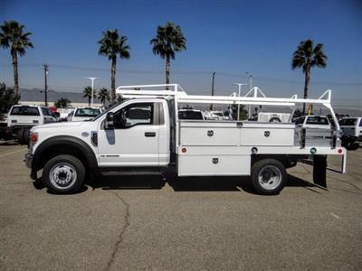 2020 Ford F-450 Regular Cab DRW 4x2, Scelzi CTFB Contractor Body #FL3803 - photo 3