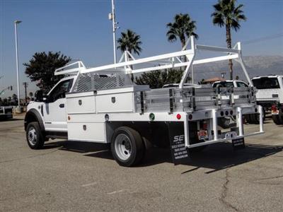 2020 Ford F-450 Regular Cab DRW 4x2, Scelzi CTFB Contractor Body #FL3803 - photo 2