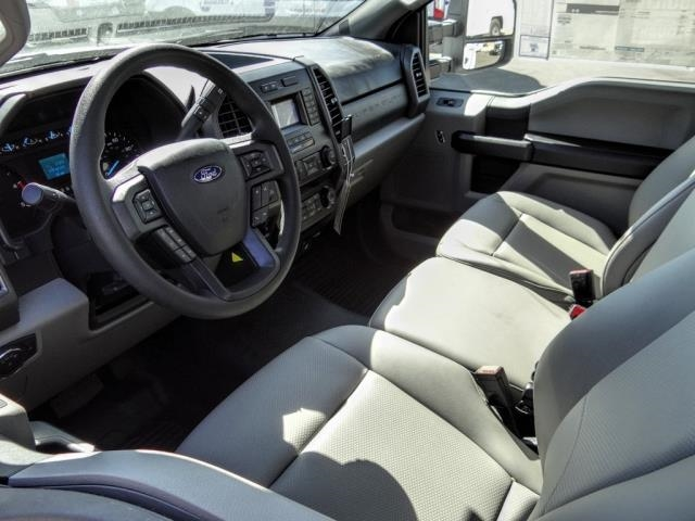 2020 Ford F-450 Regular Cab DRW 4x2, Scelzi WFB Flatbed #FL3805 - photo 10