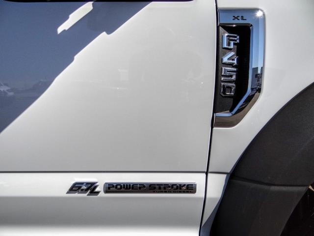 2020 Ford F-450 Regular Cab DRW 4x2, Scelzi WFB Flatbed #FL3805 - photo 6