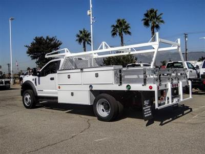 2020 Ford F-450 Regular Cab DRW 4x2, Scelzi CTFB Contractor Body #FL3806 - photo 2