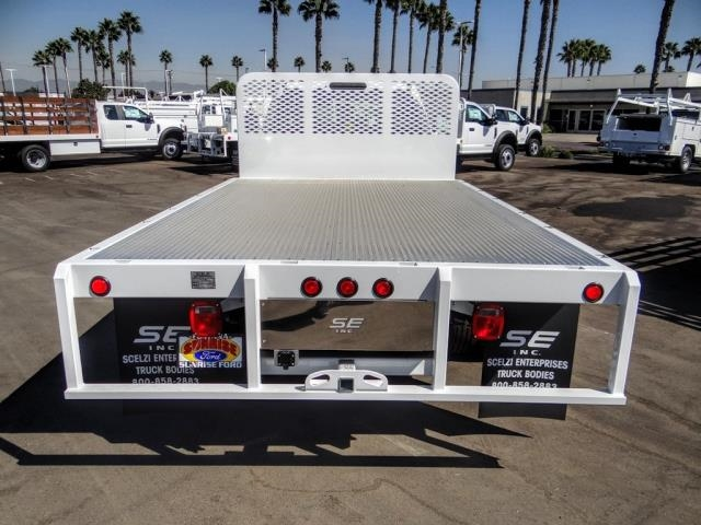 2020 Ford F-450 Regular Cab DRW 4x2, Scelzi WFB Flatbed #FL3827 - photo 4