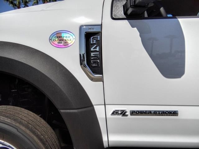 2020 Ford F-450 Regular Cab DRW 4x2, Scelzi CTFB Contractor Body #FL3848 - photo 9