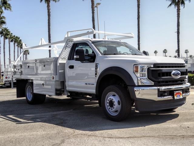 2020 Ford F-450 Regular Cab DRW 4x2, Scelzi CTFB Contractor Body #FL3848 - photo 7