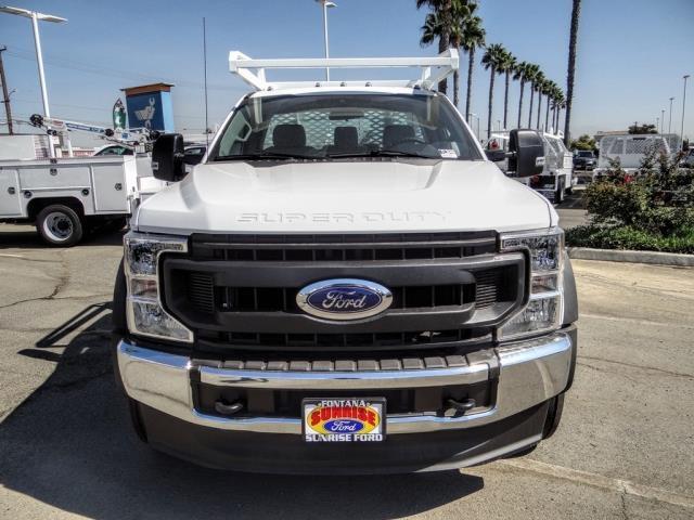 2020 Ford F-450 Regular Cab DRW 4x2, Scelzi CTFB Contractor Body #FL3848 - photo 8