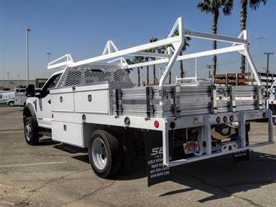 2020 Ford F-450 Regular Cab DRW 4x2, Scelzi CTFB Contractor Body #FL3848 - photo 2