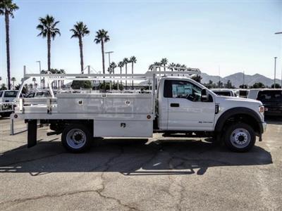 2020 Ford F-450 Regular Cab DRW 4x2, Scelzi CTFB Contractor Body #FL3848 - photo 6